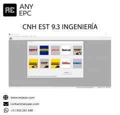 CNH EST 9.3 ENGINEERING | DEALER