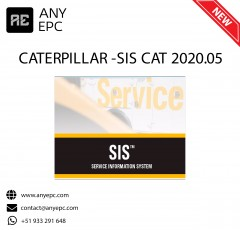 CATERPILLAR - SIS CAT 2020.05
