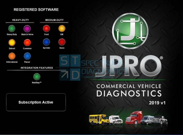 Noregon JPRO Commercial Fleet Diagnostics 2019 v1